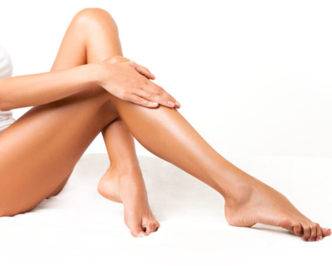 гладкие ноги
