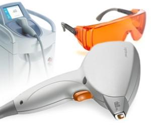 аппарат для лазерной эпиляции
