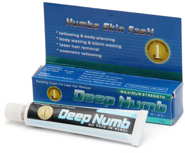 DeepNumb