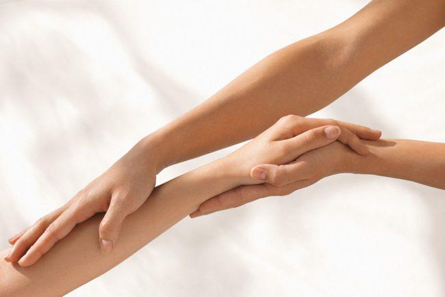 гладкие руки